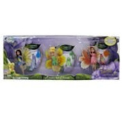 """Disney Fairies """"Tinker Bell, SilverMist & Rosetta"""" Tinkerbell & Friends and the Great Fairy Rescue Doll"""