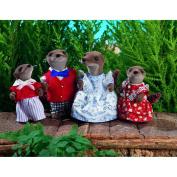 Sylvanian Families Otter Family