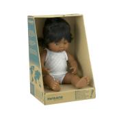 Miniland Baby Doll Latinamerican Girl