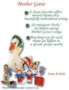 Mother Goose Doll