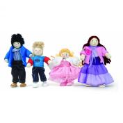 Le Toy Van My Family Set of 4 Budkin Figures
