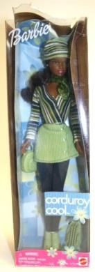 Barbie Corduroy Cool Fashion Doll 26107