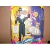 Police Officer Barbie [Toy]