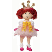 Madame Alexander, Fancy Nancy Tea Party Cloth Doll, Fancy Nancy Collection, Storybook Collection - 46cm