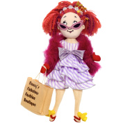 Alexander Dolls 46cm Fancy Nancy Fashion Boutique Cloth Doll - Fancy Nancy Collection - Play Alexander Collection
