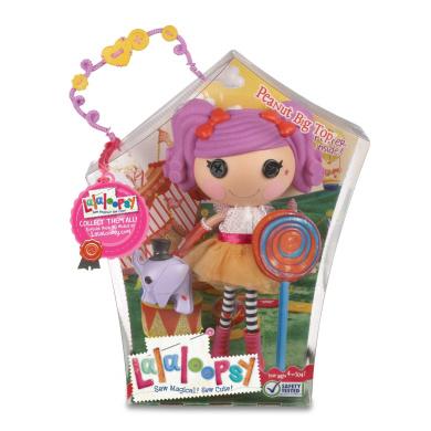 MGA Entertainment Lalaloopsy Doll Peanut Big Top