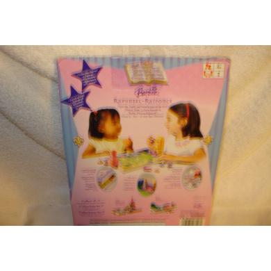 Barbie Rapunzel Fantasy Tales Playset Game