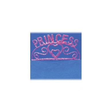Elope Princess Spkl Tiara Hot (Pink)