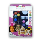 Snazaroo Face Painting Products P-1180100 SNAZAROO ULTIMATE PARTY PACK