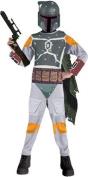 Star Wars Child's Boba Fett Costume, Large
