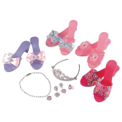 International Playthings Dress Shoes and Jewelry