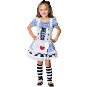 Costumes For All Occasions UA48102MD Alice Medium Child