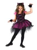 Morris Costumes Catarina Child Costume 8-10 Sweet Ballet-Style Dress Cat Ear Headpiece