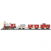 Santa's Jumbo Train Express
