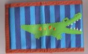 Stephen Joseph Alligator Wallet