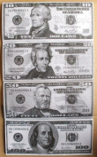 Set of 144-Jumbo Real Looking Fake Play Money