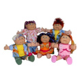 Cabbage Patch Kids Feature Doll Magic Touch - Caucasian Girl Blonde Hair