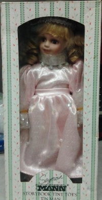 Seymour Mann, Story Book Tiny Tots Glinda from the Wizard of Oz porcelain doll