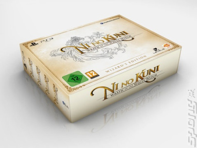 Ni No Kuni: The Wrath of the White Witch: Wizard's Edition