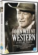 John Wayne: Western Collection [Region 2]
