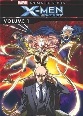 X-Men: The Animated Series, Vol. 1