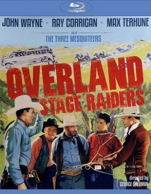 Three Mesquiteers, The - Overland Stage Raiders