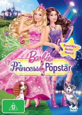 Barbie: The Princess and The Popstar