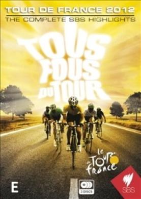 Tour De France 2012: The Complete SBS Highlights