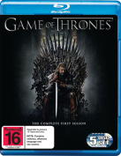 Game of Thrones [5 Discs] [Region B] [Blu-ray]