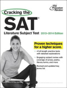 Cracking the SAT Literature Subject Test (Princeton Review