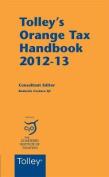 Tolley's Orange Tax Handbook 2012-13