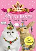 Princesses Sticker Book