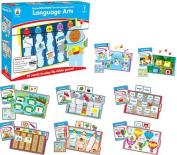 Language Arts File Folder Game, Grade 1