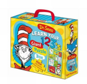 Dr Seuss Cat in Hat Learn Your 123's Floor Puzzle