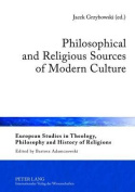 Philosophical and Religious Sources of Modern Culture
