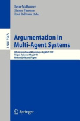 Argumentation in Multi-agent Systems