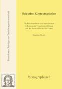 Selektive Kontextvariation [GER]