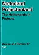 The Netherlands in Projects - Design and Politics #7