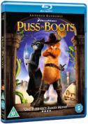 Puss in Boots [Blue-ray] [Region B] [Blu-ray]