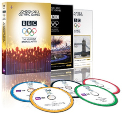 London 2012 Olympic Games - BBC the Olympic Broadcaster [Region 2]