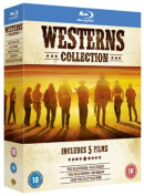 Westerns Collection [Region B] [Blu-ray]