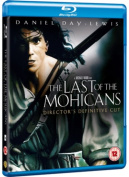 The Last of the Mohicans [Region B] [Blu-ray]
