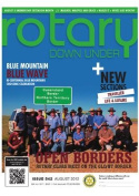 Rotary Down Under - 1 year subscription - 11 issues