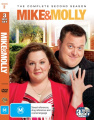 Mike & Molly S2  [Region 4]