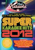 Super Karaoke Hits 2012 [Region 2]