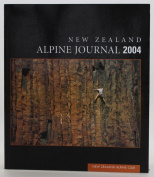 New Zealand Alpine Journal 2004 [Paperback]