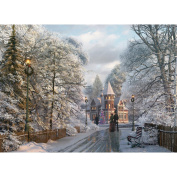 New England Christmas Stroll 1000 PC Puzzle, 6000-0425