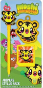 Moshi Monsters Stylus Pack - Jeepers