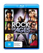 Rock of Ages  [Region B] [Blu-ray]
