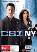 CSI: NY - Season 6 [Region 4]
